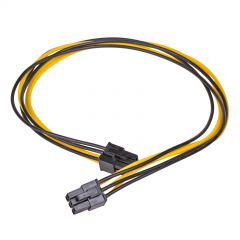 Adapter PCI Express 6-pin F-F AK-CA-49
